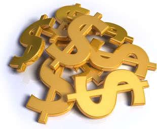 dollar signs_pile