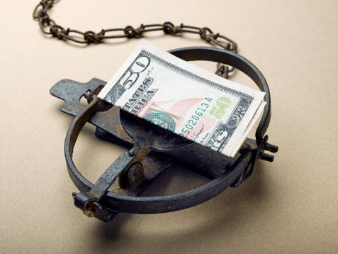 dividend trap