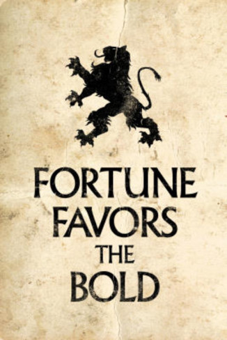 fortune-favors-the-bold-motivational-latin-proverb-poster