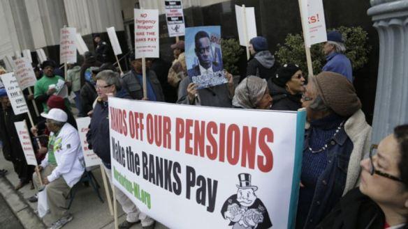 Detroit-Bankruptcy-Unions