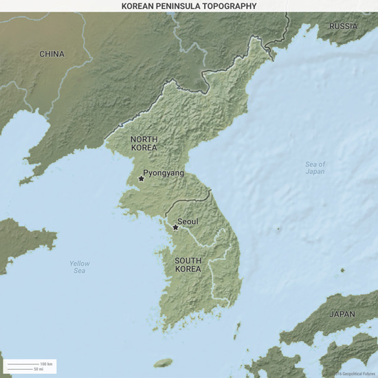 Korean Topography 20160321 TWIG