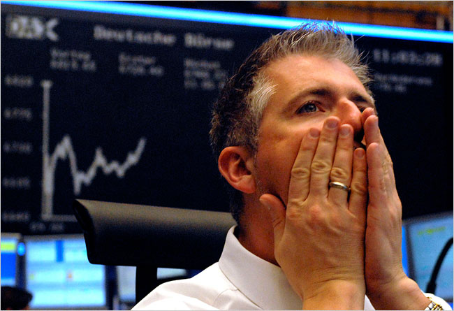 share market crash