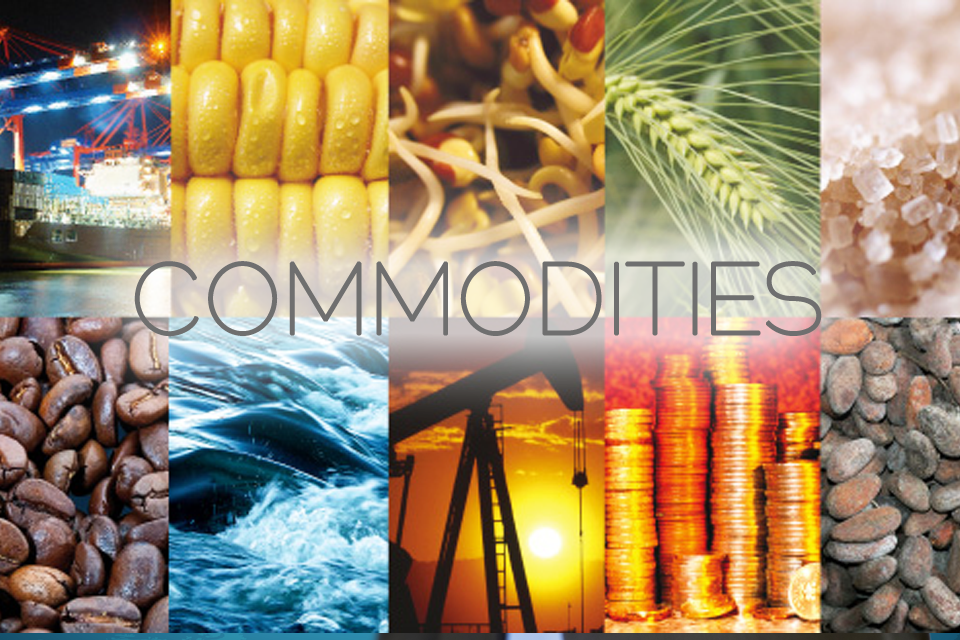 Commodity Tracker: 7 charts to watch this week
