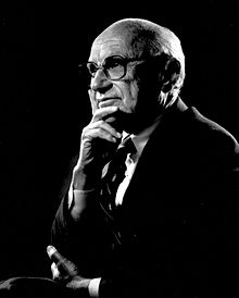 220px-Portrait of Milton Friedman