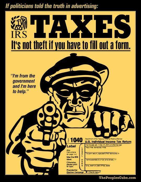 taxes-robbery-government