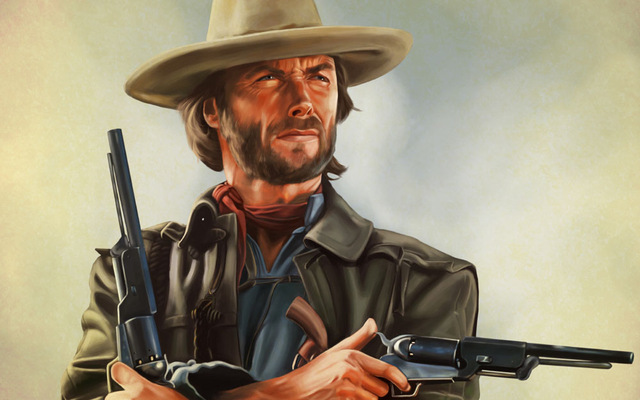 TOP-Original-ART-PAINTING-Western-art-Clint-Eastwood-Spaghetti-Clit-Eastwood-Josey-Wales-art-PAINTING-100.jpg 640x640