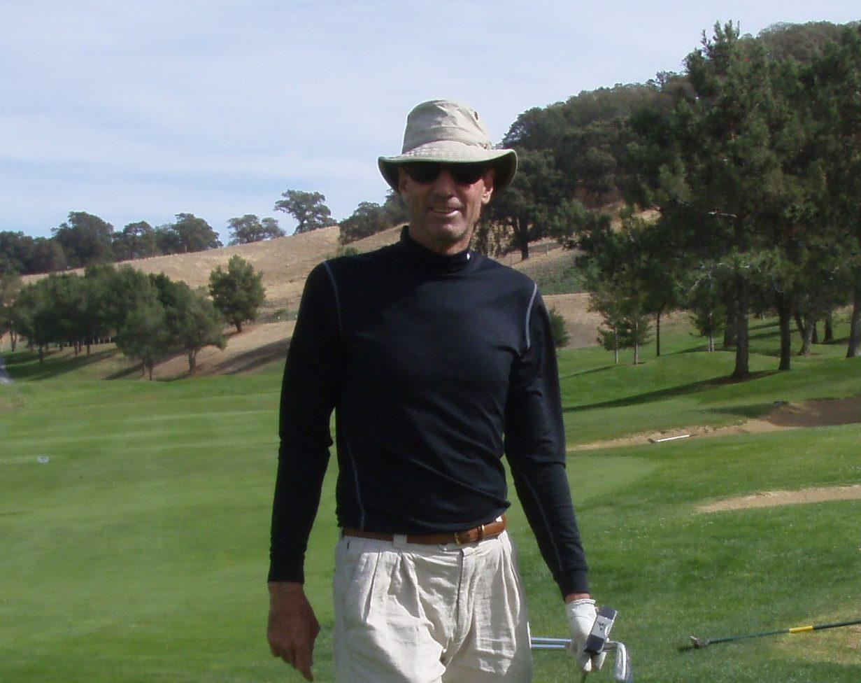Robbie Zurrer golf