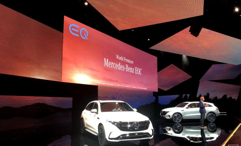 Daimler to Buy $23 Billion of Battery Cells for Electric Car Drive