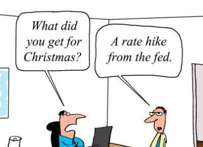 Christmas Rate Hike