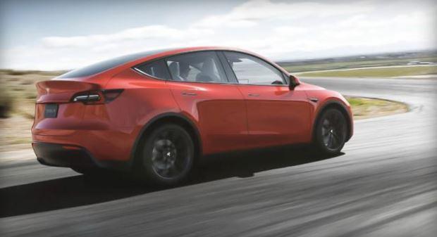 Tesla Model Y Unveiled: An Affordable (Sort of) Midsize EV Crossover