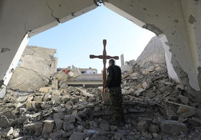 Shocking Stat – Betcha Can't Guess The Number One Persecuted Religion in the World