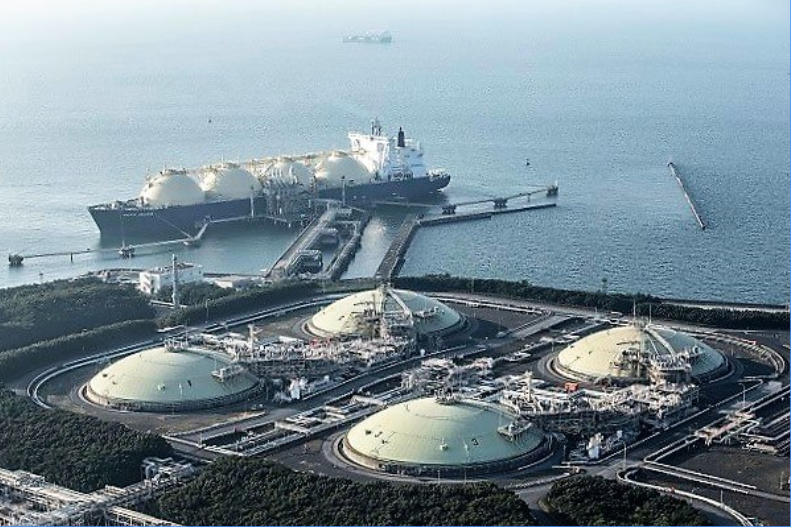 Japan Moves To Take Over The World's Largest LNG Market