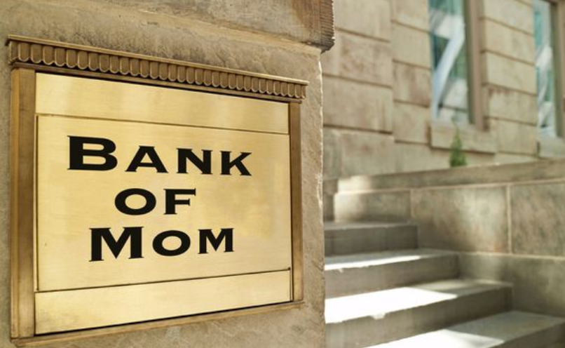 Over 1 In 7 First-Time Homebuyers Are Tapping The Bank Of Mom And Dad