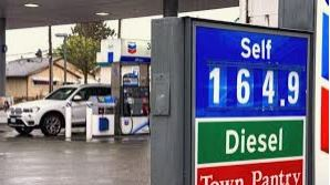 When Talking About  High Gas Prices, Don't Mention The Government