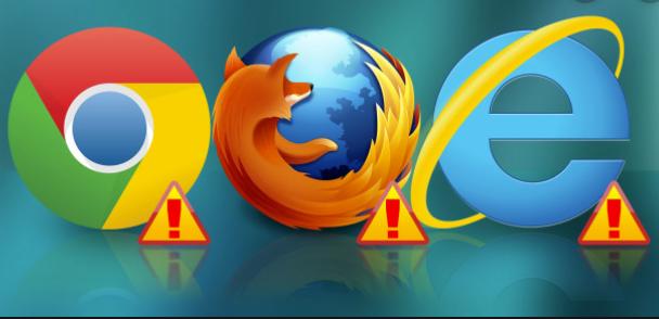 Internet Browser Market Share (1996–2019)