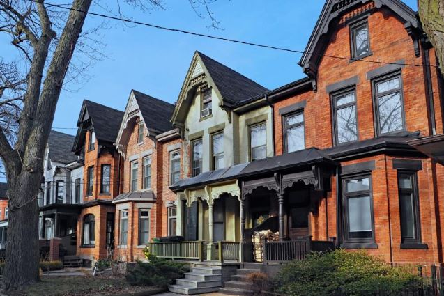 Toronto Real Estate Prices Creating a Double Top?