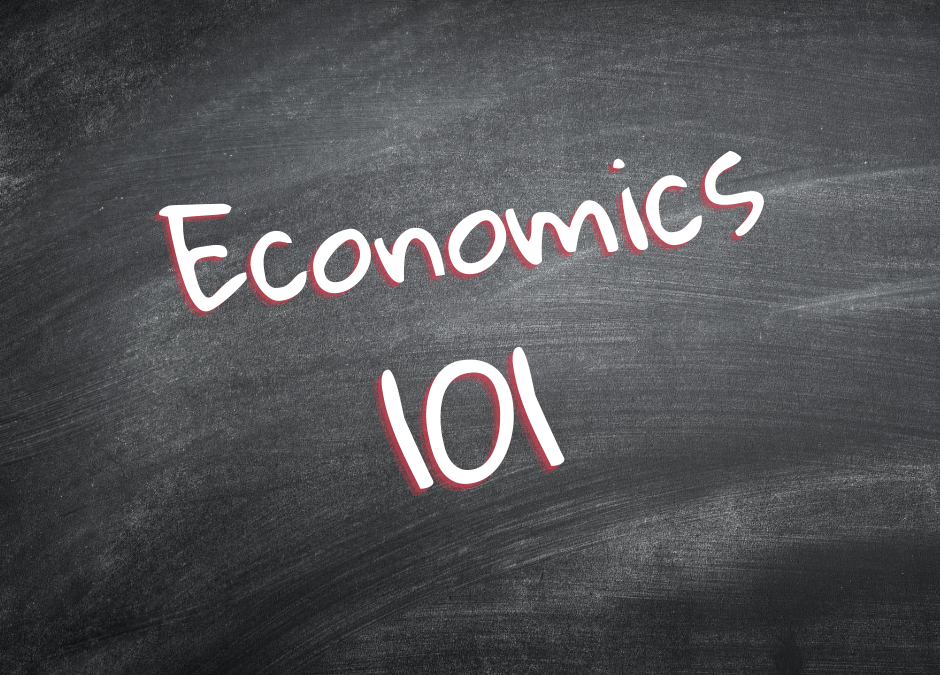 The Biggest Lesson in Economics in One Minute