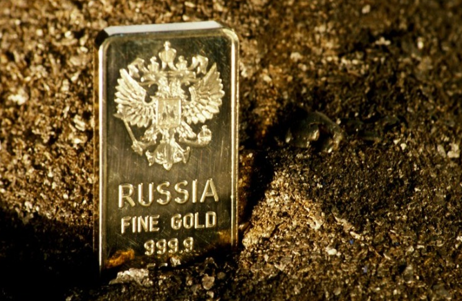 Russia on track to become world's top gold producer by 2029
