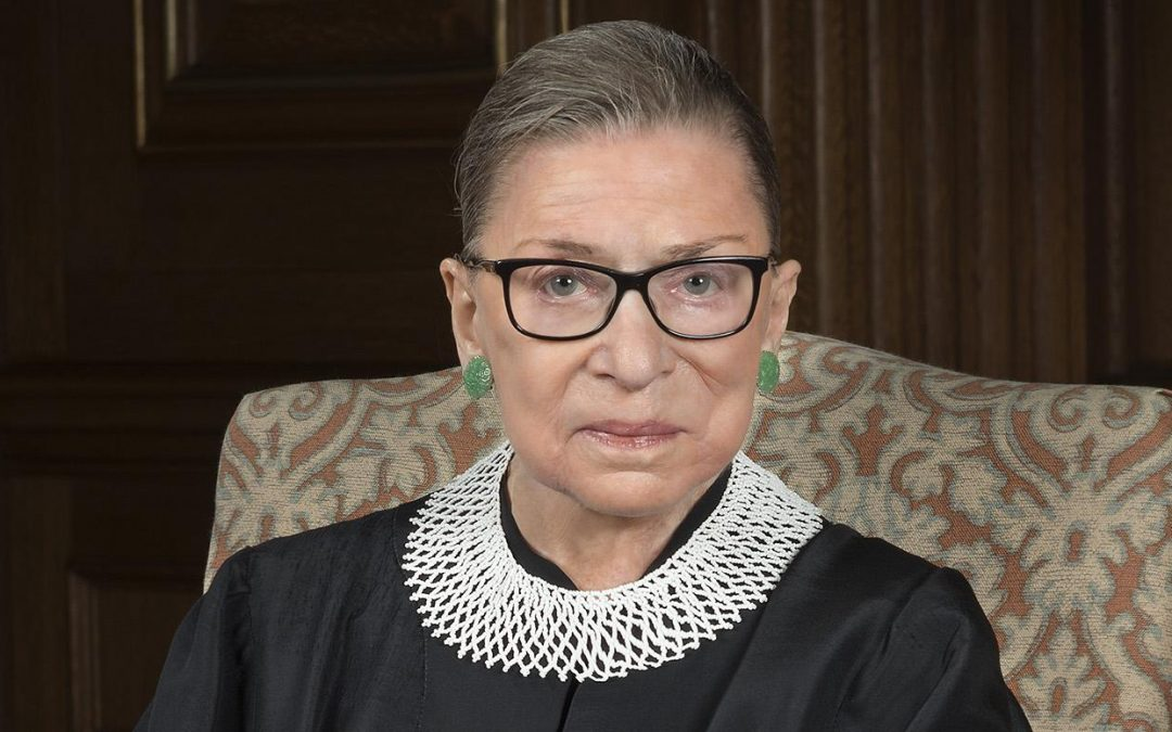 How the Death of Ruth Bader Ginsburg Affects The Markets